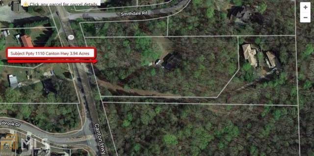 1110 Canton Hwy, Cumming, GA 30040 (MLS #8688490) :: Bonds Realty Group Keller Williams Realty - Atlanta Partners