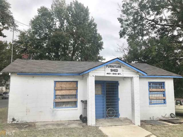 401 Dix St, Lagrange, GA 30240 (MLS #8688534) :: Buffington Real Estate Group