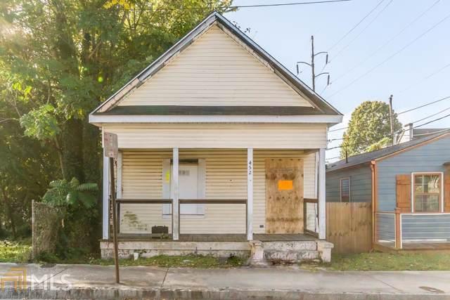 452 Rockwell St, Atlanta, GA 30310 (MLS #8688597) :: Rettro Group