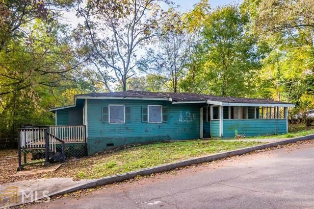1070 Sims St, Atlanta, GA 30310 (MLS #8688609) :: Rettro Group