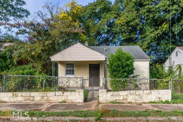 925 Garibaldi St, Atlanta, GA 30310 (MLS #8688621) :: Rettro Group