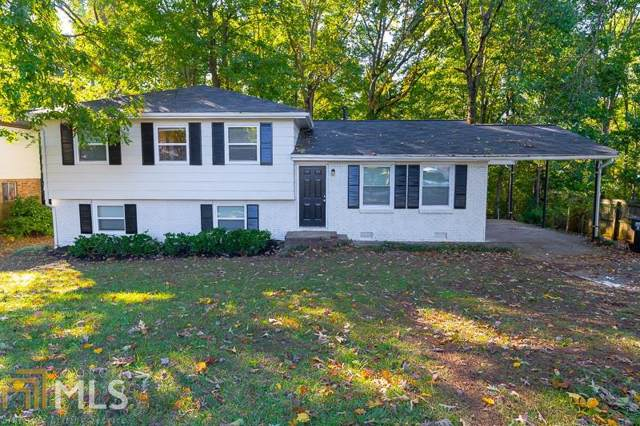 7005 Lodgepole Dr Dr, Morrow, GA 30260 (MLS #8688794) :: Rettro Group