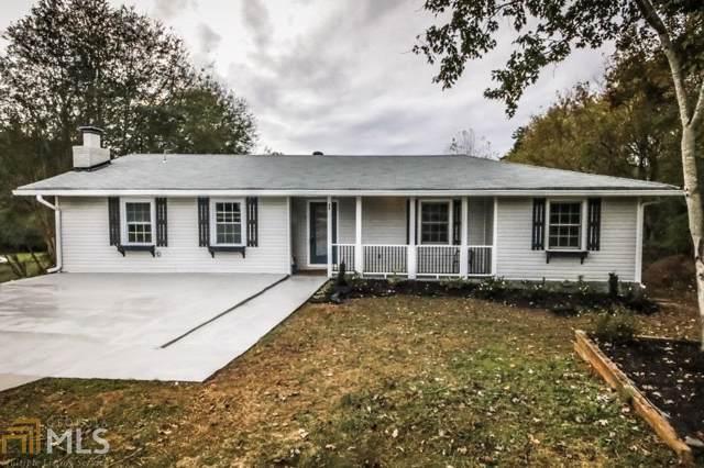 42 Wilburn Dr, Powder Springs, GA 30127 (MLS #8688877) :: Buffington Real Estate Group