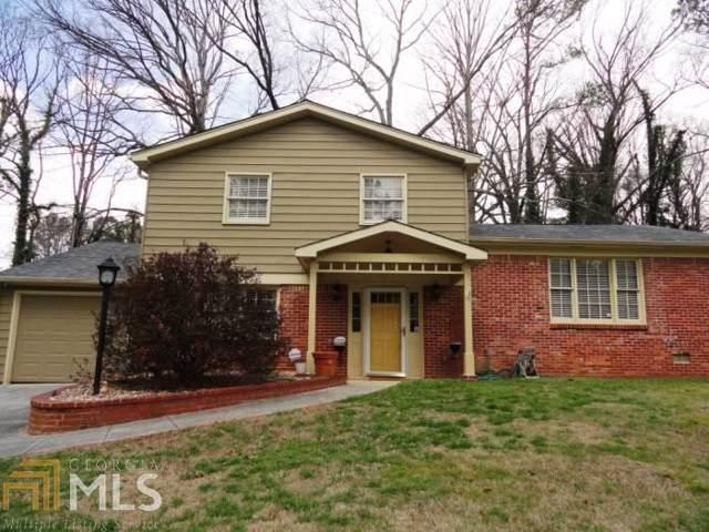 2718 Eaton, Atlanta, GA 30341 (MLS #8688892) :: Buffington Real Estate Group
