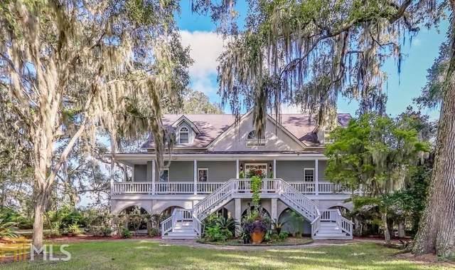 1140 Baker Island Way, Townsend, GA 31331 (MLS #8688907) :: Crown Realty Group