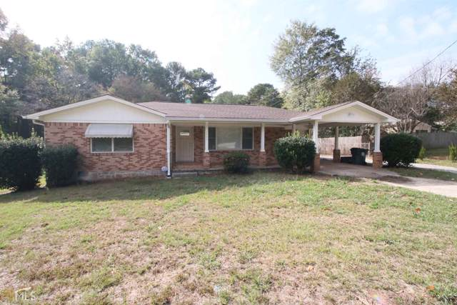 2322 Old Covington Hwy, Conyers, GA 30012 (MLS #8688943) :: Bonds Realty Group Keller Williams Realty - Atlanta Partners