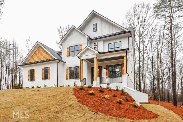 4419 Park Royal Dr, Flowery Branch, GA 30542 (MLS #8689053) :: Rettro Group