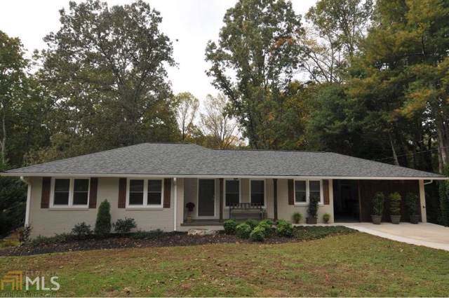 1299 Wessell Rd, Gainesville, GA 30501 (MLS #8689074) :: Rettro Group