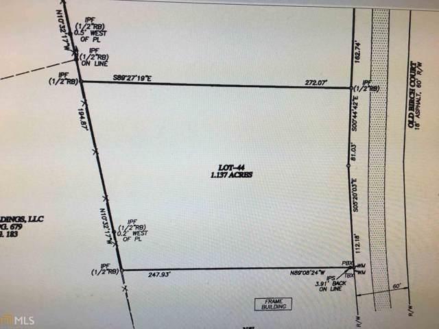 44 Old Birch Ct, Blairsville, GA 30512 (MLS #8689161) :: The Heyl Group at Keller Williams