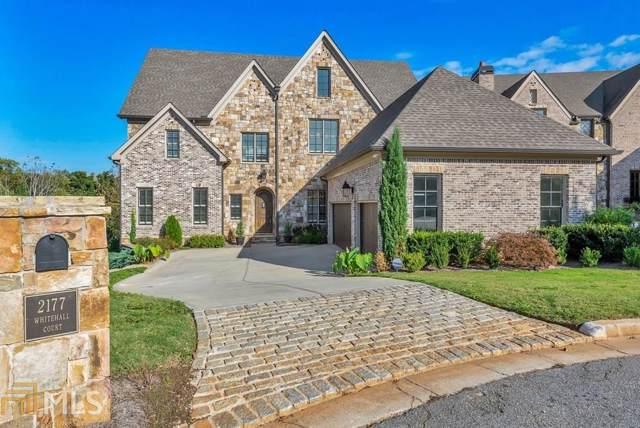 2177 Whitehall Ct, Smyrna, GA 30080 (MLS #8689457) :: Bonds Realty Group Keller Williams Realty - Atlanta Partners