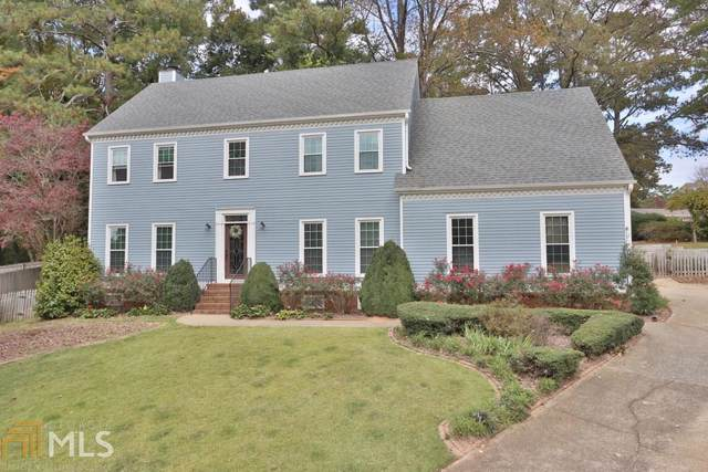 2572 Hollycreek Dr, Marietta, GA 30062 (MLS #8689574) :: Military Realty
