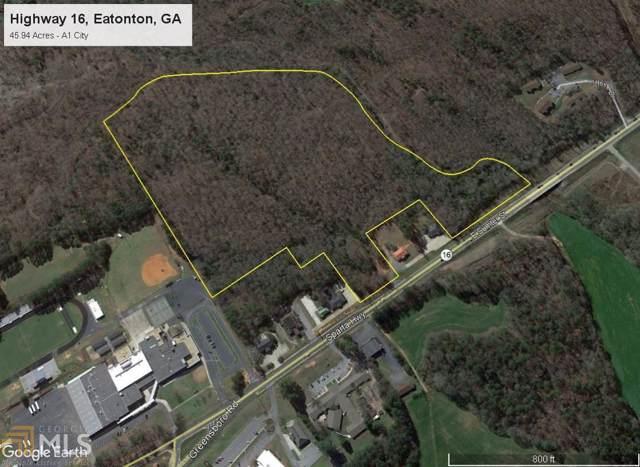 45.94 acres Sparta Hwy 45.94 Ac, Eatonton, GA 31024 (MLS #8689580) :: Rettro Group