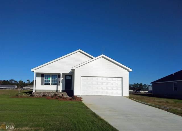 6017 Virginia Pine Ave #124, Statesboro, GA 30458 (MLS #8689656) :: Military Realty