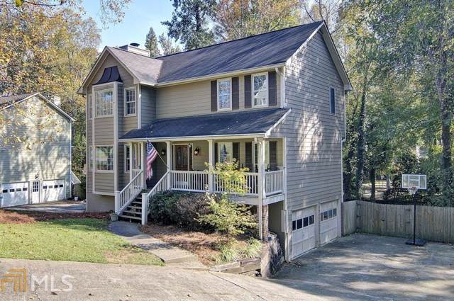 2167 Shillings Chase Dr, Kennesaw, GA 30152 (MLS #8689787) :: The Heyl Group at Keller Williams