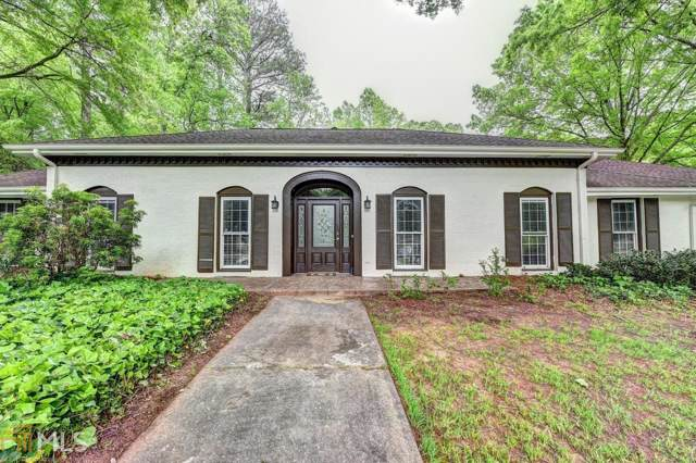 5790 Riverwood Dr, Atlanta, GA 30328 (MLS #8689800) :: RE/MAX Eagle Creek Realty