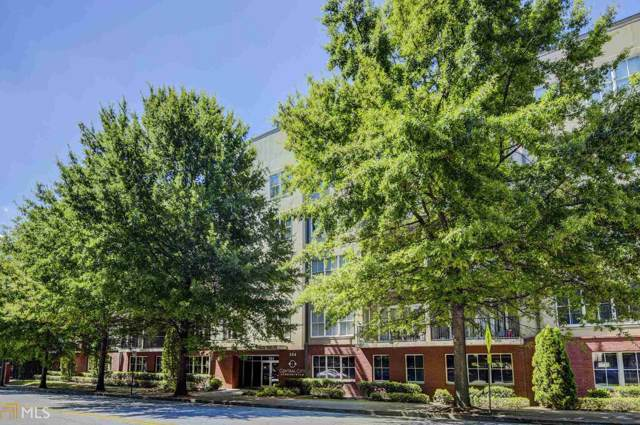 384 NE Ralph Mcgill #106, Atlanta, GA 30312 (MLS #8689893) :: Athens Georgia Homes