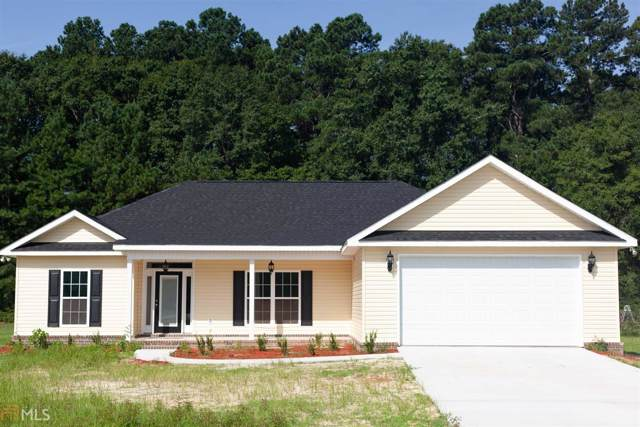 130 Shiloh Dr, Brooklet, GA 30415 (MLS #8690148) :: RE/MAX Eagle Creek Realty