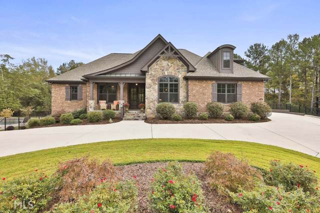 709 Approach Dr, Peachtree City, GA 30269 (MLS #8690200) :: Rettro Group