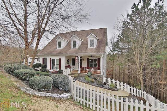 129 Lower Browning Ct, Jasper, GA 30143 (MLS #8690212) :: Athens Georgia Homes