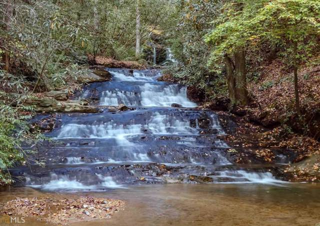 0 Falling Creek, Sautee Nacoochee, GA 30571 (MLS #8690257) :: Lakeshore Real Estate Inc.