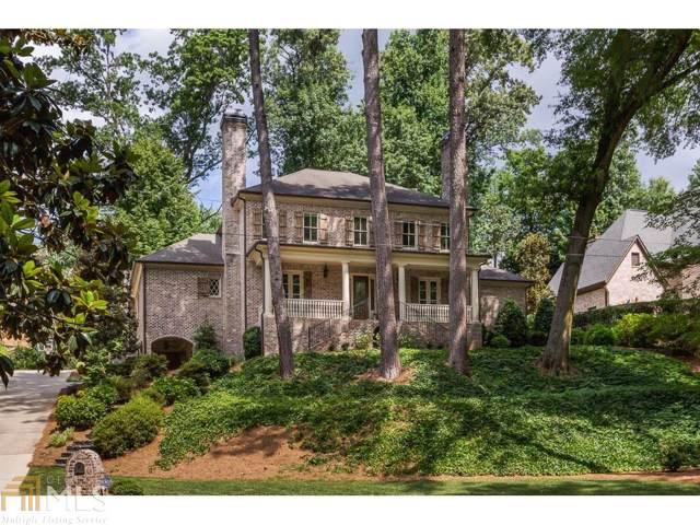 195 Worth Dr, Atlanta, GA 30327 (MLS #8690299) :: RE/MAX Eagle Creek Realty