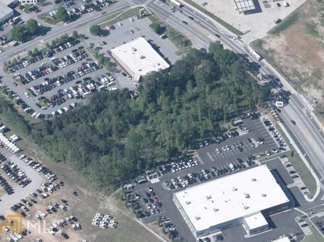 0 Jonesboro Rd, Union City, GA 30291 (MLS #8690405) :: Bonds Realty Group Keller Williams Realty - Atlanta Partners