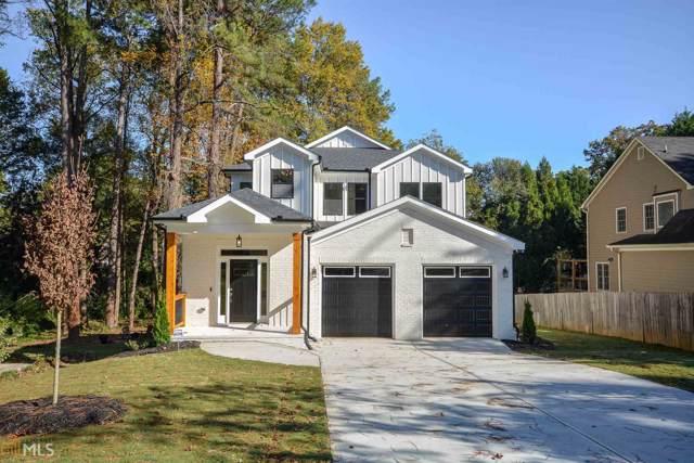 2012 NE Dering, Atlanta, GA 30345 (MLS #8690509) :: Buffington Real Estate Group
