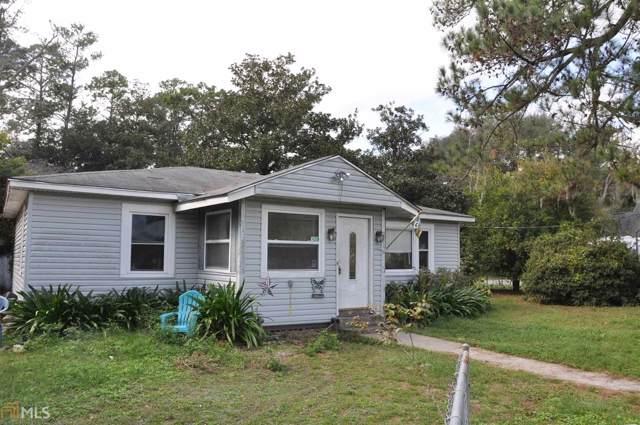 402 S East St, Kingsland, GA 31548 (MLS #8690660) :: Rettro Group