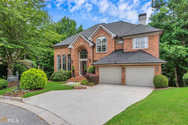 230 Edwardton Ct, Roswell, GA 30076 (MLS #8690825) :: The Realty Queen Team