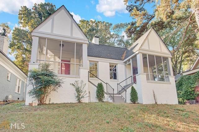 960 Byron Dr, Atlanta, GA 30310 (MLS #8691028) :: Buffington Real Estate Group
