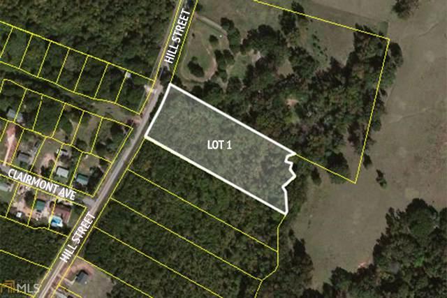 0 Hill St #1, Comer, GA 30629 (MLS #8691117) :: Buffington Real Estate Group