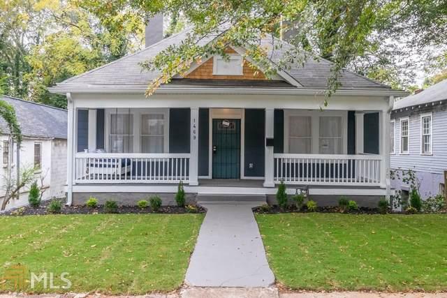 1469 Belmont Ave, Atlanta, GA 30310 (MLS #8691174) :: Buffington Real Estate Group