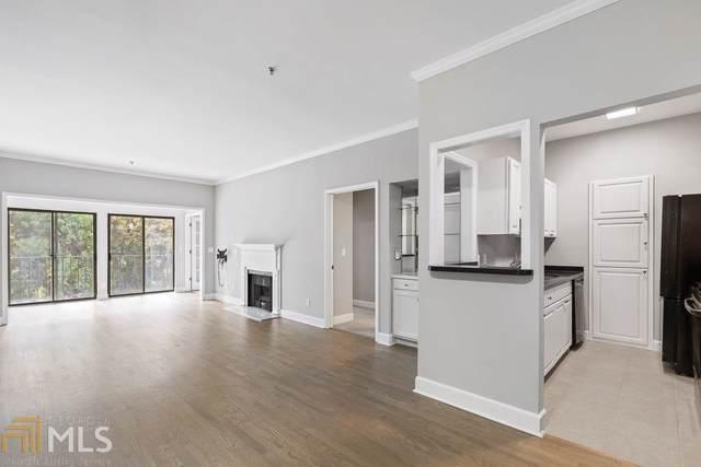 2921 Lenox Rd #108, Atlanta, GA 30324 (MLS #8691239) :: Buffington Real Estate Group