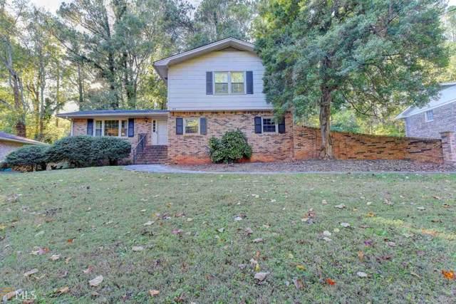 5822 O Hara Dr, Stone Mountain, GA 30087 (MLS #8691496) :: Buffington Real Estate Group