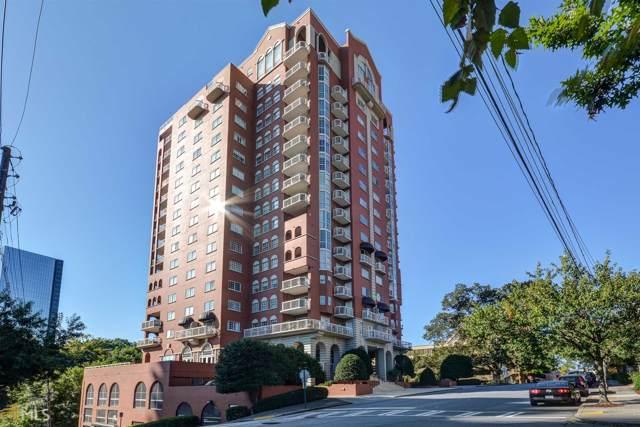 3435 Kingsboro Rd #1801, Atlanta, GA 30326 (MLS #8691527) :: Buffington Real Estate Group