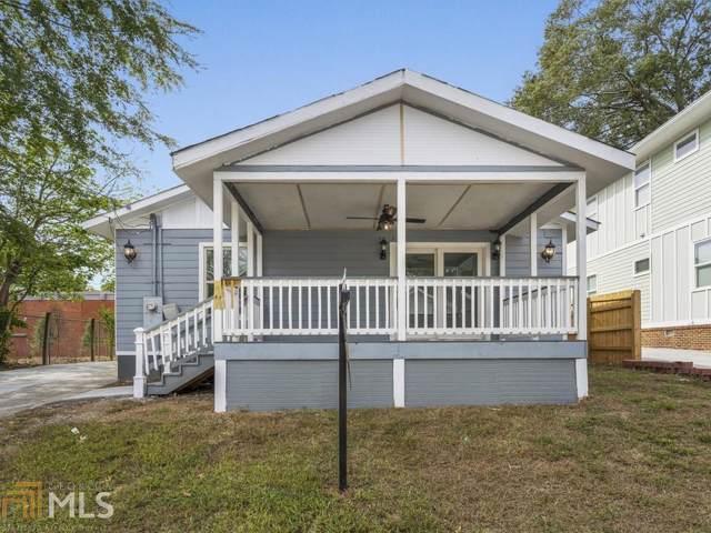 871 Welch St, Atlanta, GA 30310 (MLS #8691533) :: Buffington Real Estate Group