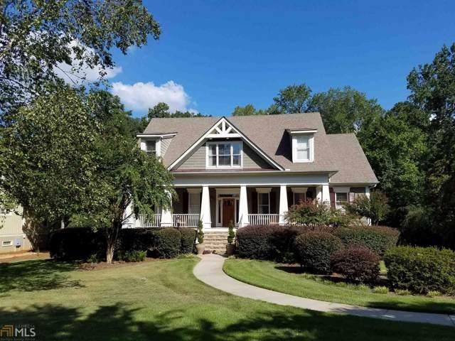 135 Highgrove Dr, Fayetteville, GA 30215 (MLS #8691582) :: Rettro Group