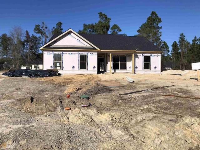 415 Coles Way Lot # 44, Statesboro, GA 30461 (MLS #8691781) :: Buffington Real Estate Group