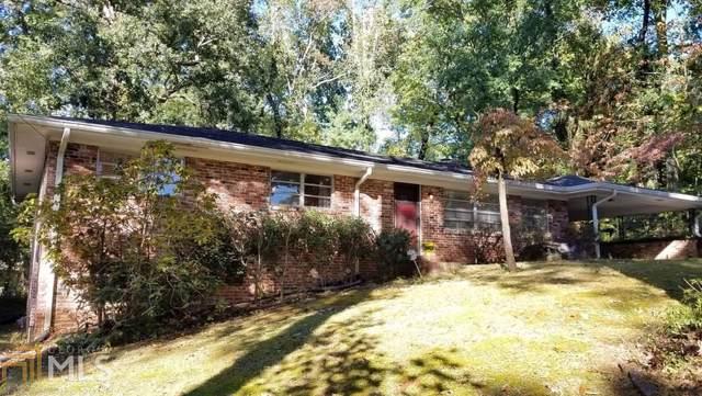 160 Lucky Dr, Marietta, GA 30068 (MLS #8691813) :: Bonds Realty Group Keller Williams Realty - Atlanta Partners