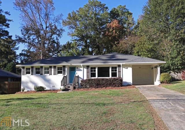 805 Bank St, Smyrna, GA 30080 (MLS #8691844) :: Buffington Real Estate Group
