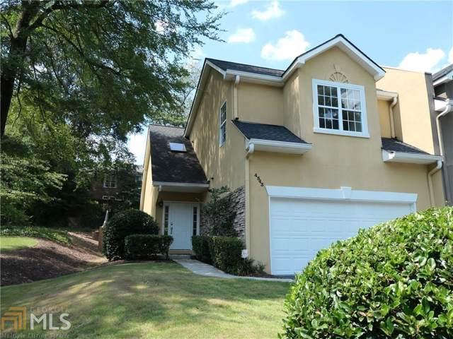 4543 Wieuca Rd, Atlanta, GA 30342 (MLS #8691869) :: Buffington Real Estate Group