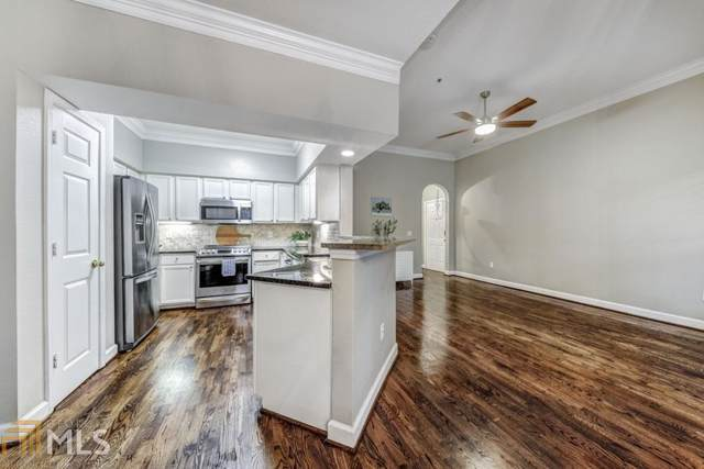 3777 Peachtree Rd #534, Brookhaven, GA 30319 (MLS #8692017) :: Buffington Real Estate Group