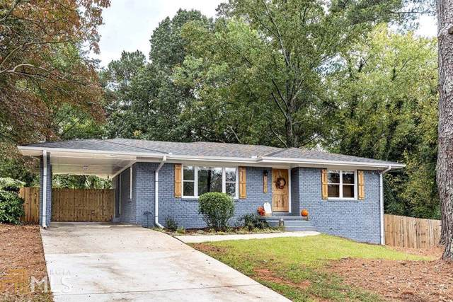 3653 Brookcrest Cir, Decatur, GA 30032 (MLS #8692027) :: Military Realty