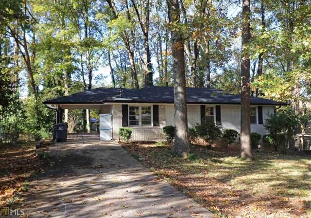 4907 NW Velva Way, Lilburn, GA 30047 (MLS #8692058) :: Buffington Real Estate Group