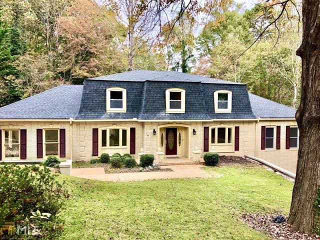 87 Oak Creek Cir, Toccoa, GA 30577 (MLS #8692140) :: Buffington Real Estate Group
