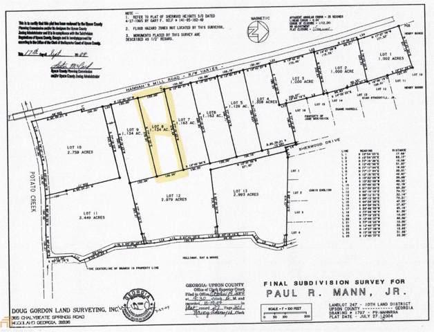 Lot 8 Hannahs Mill Rd #8, Thomaston, GA 30286 (MLS #8692212) :: Bonds Realty Group Keller Williams Realty - Atlanta Partners
