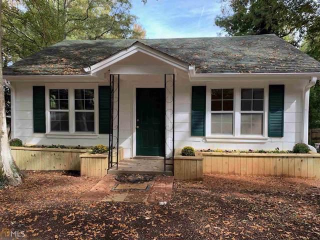 215 Mobley Circle, Monroe, GA 30655 (MLS #8692367) :: Athens Georgia Homes