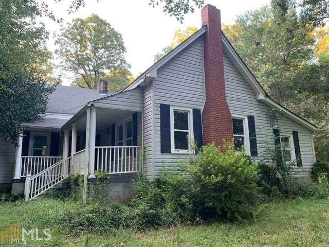 286 Patton Rd, Zebulon, GA 30295 (MLS #8692621) :: Tommy Allen Real Estate