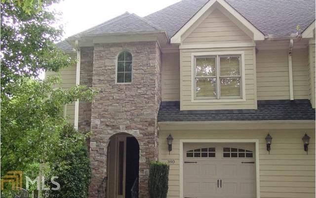 390 Licklog Ridge, Hayesville, NC 28904 (MLS #8692657) :: Team Cozart
