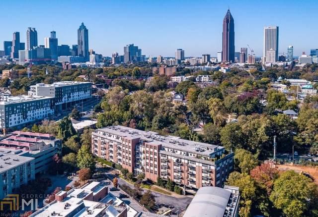 640 Glen Iris Drive Ne #306, Atlanta, GA 30308 (MLS #8692667) :: The Durham Team